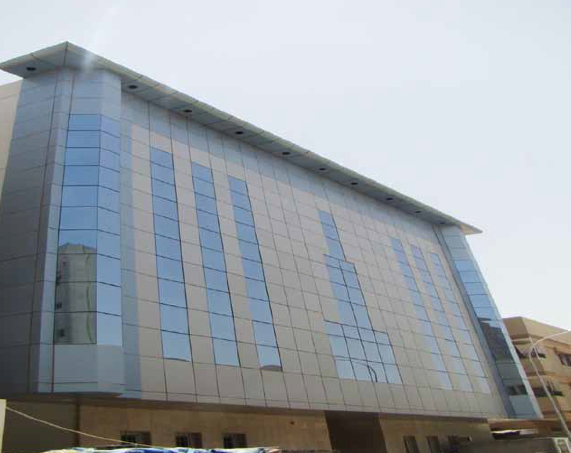 Welcome To Miracle Company For Glass And Aluminium